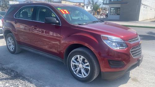 Imagen 1 de 1 de Chevrolet Equinox 2017 2.4 Ls At