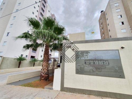 Apartamento Com 2 Dormitórios Para Alugar, 89 M² Por R$ 1.455,00/mês - Jardim Nova Manchester - Sorocaba/sp - Ap6462