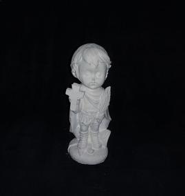 Kit 10 Imagens Babys 15cm Gesso Cru - Escolher Na Descrição