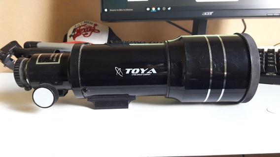 Telescópio Refrator 70mm Toya Orbitor S70 Thrc - Usado
