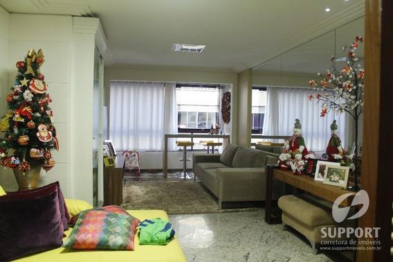 Apartamento 3 Quartos A Venda No Centro - V-1361