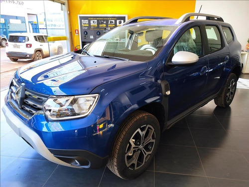 Renault Duster 1.6 Iconic 16v X-tronic 5p 2020/2021 0km