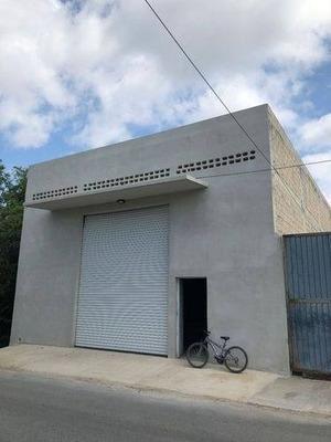Bodega En Renta De 220 M2, Con Fácil Acceso En Bonfil Cancun