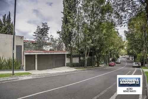 Casa Excelente Ubicación En Venta, Bosque De Las Lomas