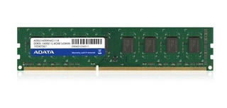 Memoria Ddr3l Adata 4gb 1600 Mhz Udimm 1.35v