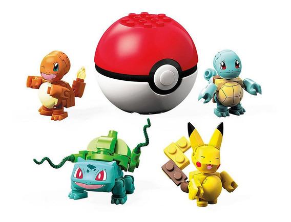 Blocos De Montar - Mega Construx - Pokémon - Batalha Épica