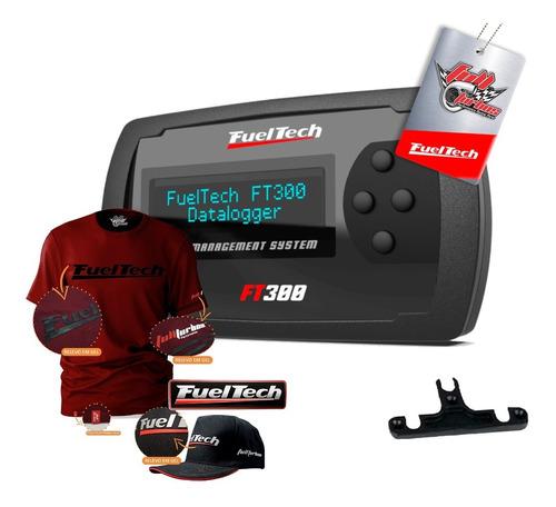 Ft300 Fueltech Sem Chicote+mega Brinde+camiseta Bordo Gel Bp