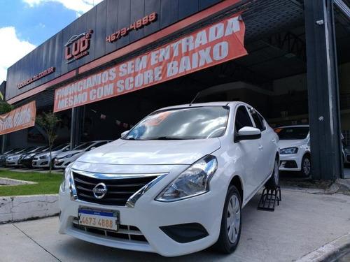 Nissan Versa S 1.6 16v Flexstart 4p Mec.