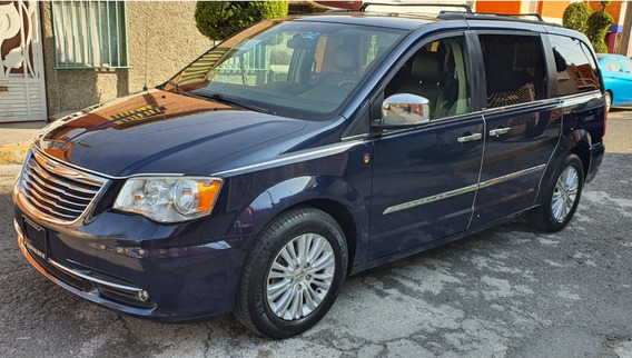 Chrysler Town & Country 3.6 Limited Mt 2012 Impecable
