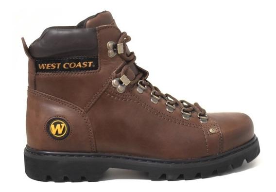 Bota West Coast Coturno Worker Masculino 5790
