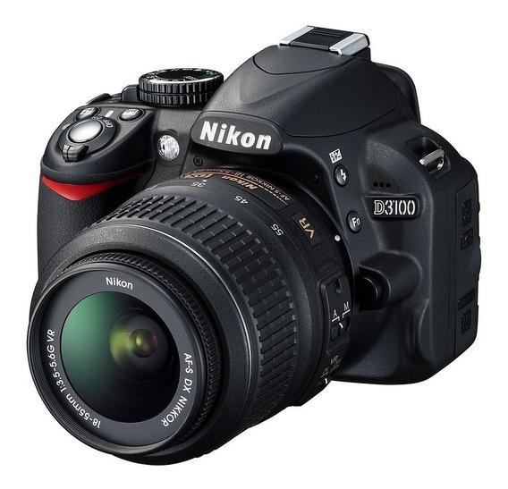 Câmera Fotográfica Profissional + Bolsa Termica