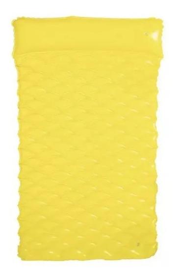 Colchoneta Inflable Distintos Colores De 2,10 Mts Bestway