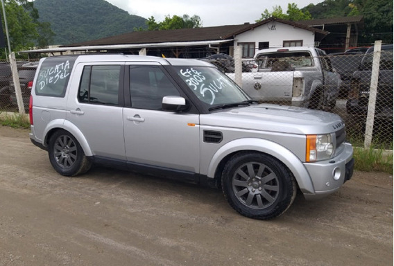 Sucata Land Rover Discovery 3 2.7 4x4 Tdi Diesel Aut.