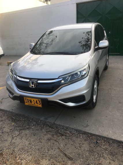 Honda Cr-v City Plus 2015 Aut Plata Excelente Estado