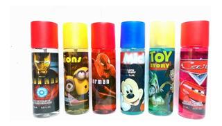 Fragancias Perfumadas Para Niños/ Niñas (combo 8 Unids)