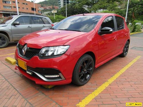 Renault Sandero 2.0 Rs