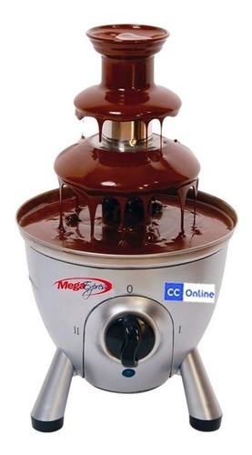 Cascada Chocolate Fuente 3 Pisos Mega Express  - Cc Online