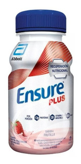 Ensure Plus Liquido X 237ml Recuperación Nutricional
