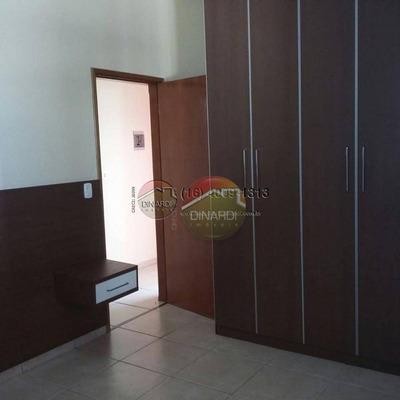 Casa Residencial À Venda, Centro, Brodowski - Ca6106. - Ca6106
