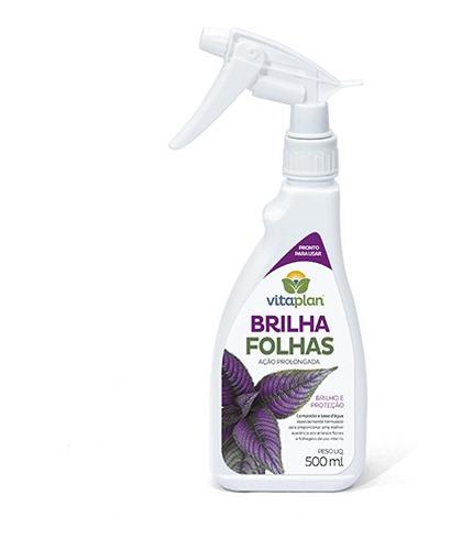 Brilha Folhas Ação Prolongada Vitaplan 500ml