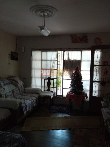 Imagem 1 de 6 de Sobrado No Bairro Ipiranga Em Sao Paulo Com 02 Dormitorios - V-28187