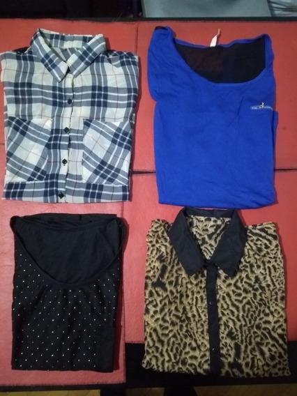 Lote X 4 Prendas!! Swetter, Camisas. Nuevos!! #14