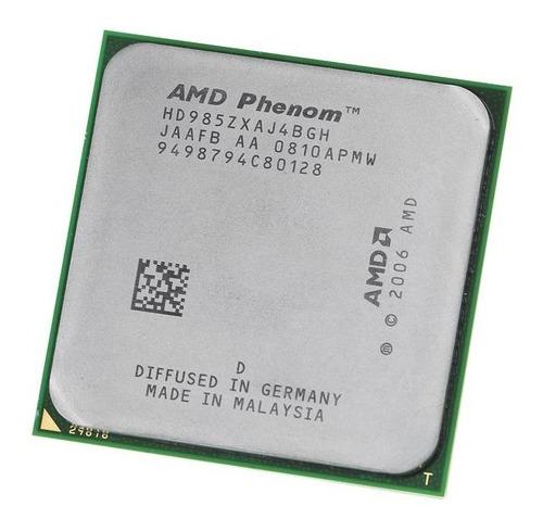 Processador Amd Phenom X4 9850 Am2/am2+ Quad Core 2,50 Ghz