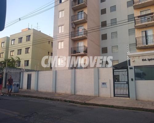 Imagem 1 de 14 de Apartamento À Venda 2 Dormitórios No Jardim Ipiranga Em Campinas - Ap21331 - 68556368