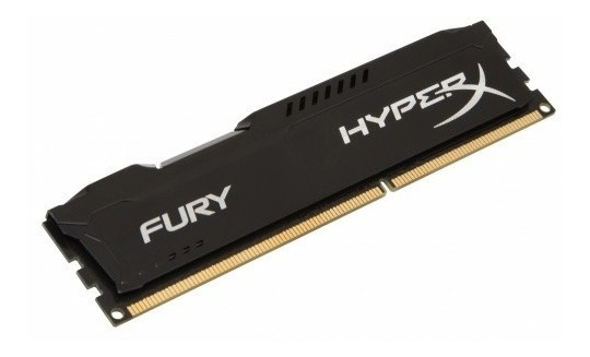 Memorias Ram Kingston Hyperx Fury 4gbx2 1866 Mhz