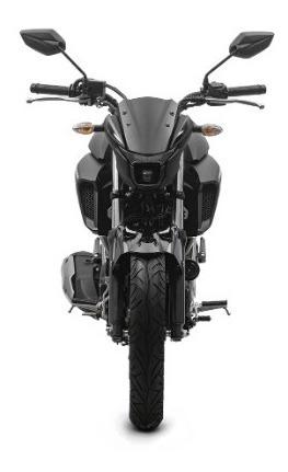 Imagem 1 de 5 de Fazer 250 Abs 0 Km Preta Yamaha