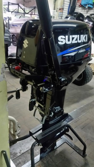 Motor Suzuki 30 Hp 0hs. 2020 Permutas