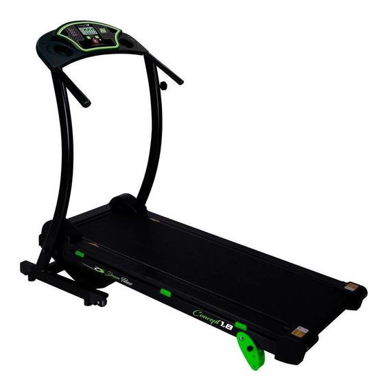 Esteira Elétrica Dream Fitness Concept 1.8 110V/220V
