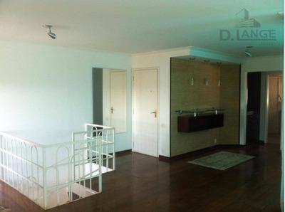 Cobertura Residencial À Venda, Bosque, Campinas - Co0269. - Co0269