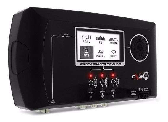 Processador De Audio Jfa Dx3 Evo