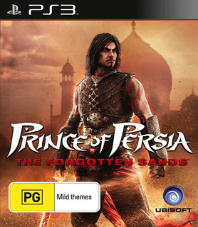 Prince Of Persia The Forgotten Sands Ps3 Digital (no Disco)