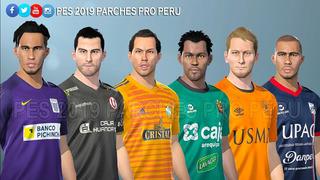 Pes 2019 Parche Copa Movistar Liga 1 + Mundial Y Mas Ps4 Ps3