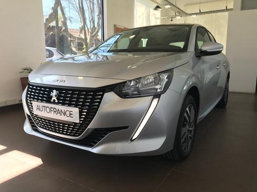 Imagen 1 de 15 de Peugeot Nuevo 208 Allure 1.6l