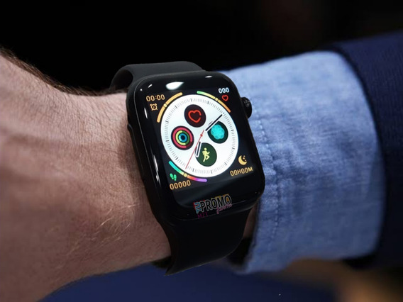 Reloj Inteligente Smartwatch Para Hombre Mujer 44mmpasos Cal