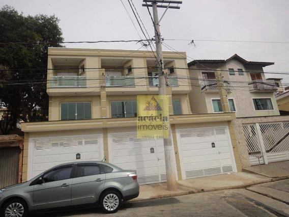 Sobrado Com 3 Dormitórios À Venda, 120 M² Por R$ 565.000 - Jardim Regina - São Paulo/sp - So2691