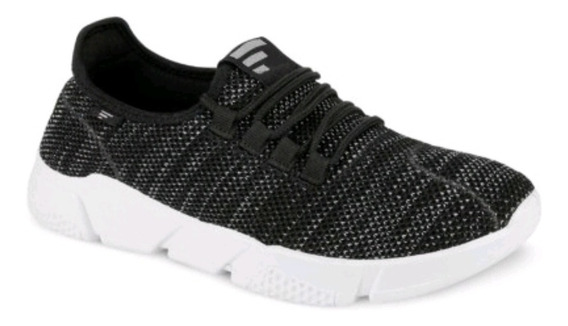 Tennis Ferrato Negro Caballero 2613246 Original And.fer.2