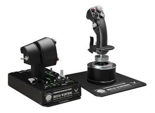 Joystick Hotas Warthog Simulador Vuelo Thrustmaster Pc
