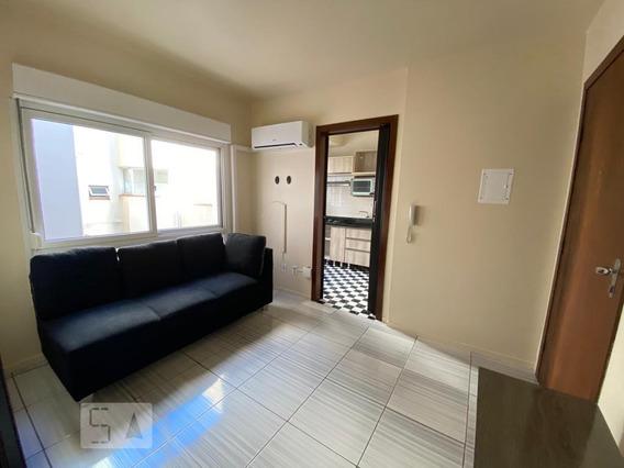 Apartamento Para Aluguel - Centro, 1 Quarto, 35 - 893114978
