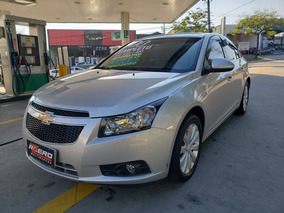 Chevrolet Cruze Ltz 2014 Completo Automático 33.000 Km