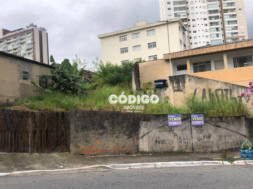 Imagem 1 de 3 de Terreno Vila Endres À Venda, 133 M² Por R$ 240.000 - Vila Endres- Guarulhos/sp - Te0157