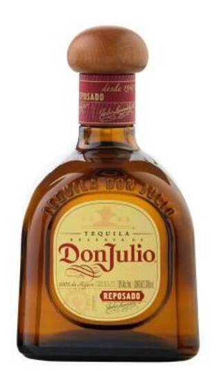 Don Julio Tequila Reposado 100% Agave Botella 700 Ml
