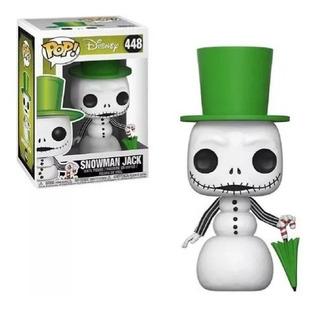 Funko Pop! Snowman Jack 448 - Disney