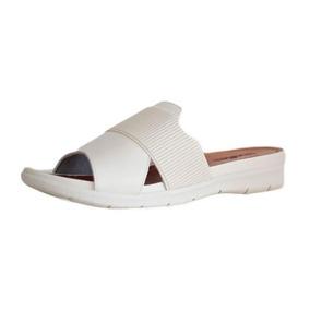 2e90342ec3 Sapato Anabela Branco Usaflex Feminino - Sapatos no Mercado Livre Brasil