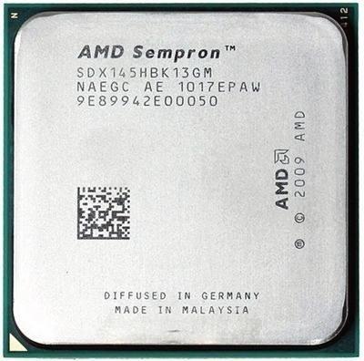 Processador Amd Sempron 145 2.8 Ghz Am3 + Cooler