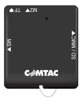 Leitor De Cartões De Memória Compact Pocket