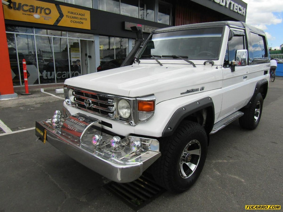 Toyota Land Cruiser 4.5 Full
